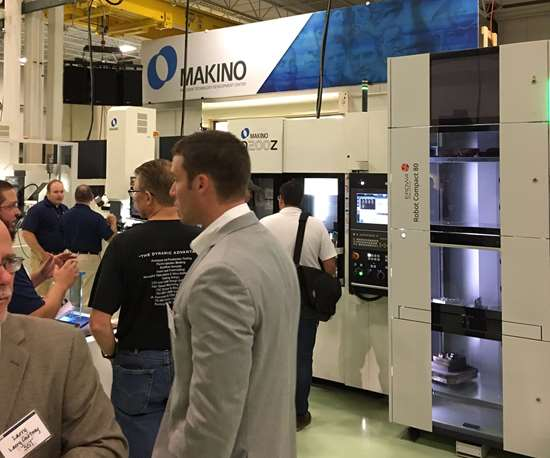 Makino 2017 Mold/Die Expo
