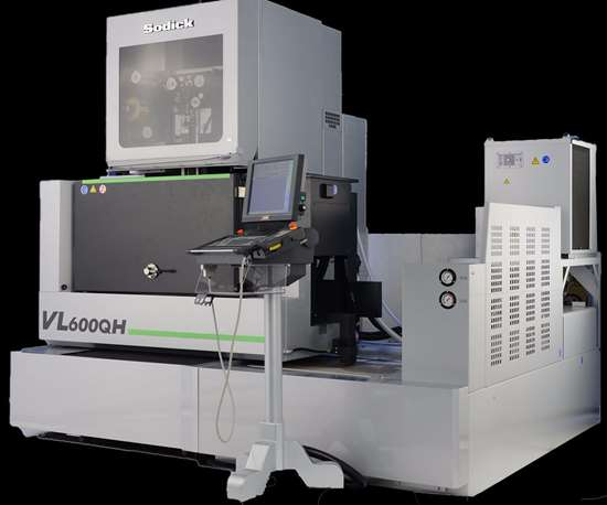 Sodick Inc. VL600QH EDM machine