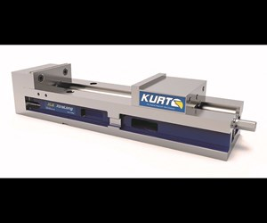 Kurt Manufacturing Solutions XL6 XtraLong vise