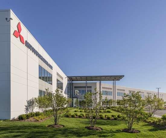 New MC Machinery headquarters
