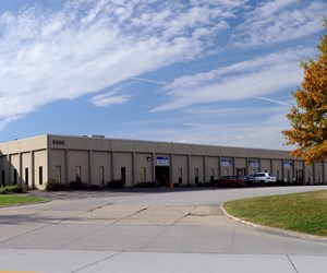 View of the new Molders Choice headquarters in Solon, Ohio