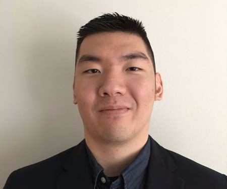 David Lee, new sales account manager at Vero Software