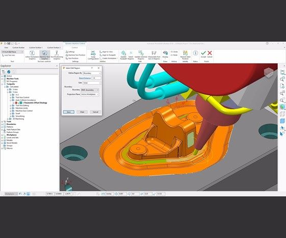 Autodesk CAD/CAM software