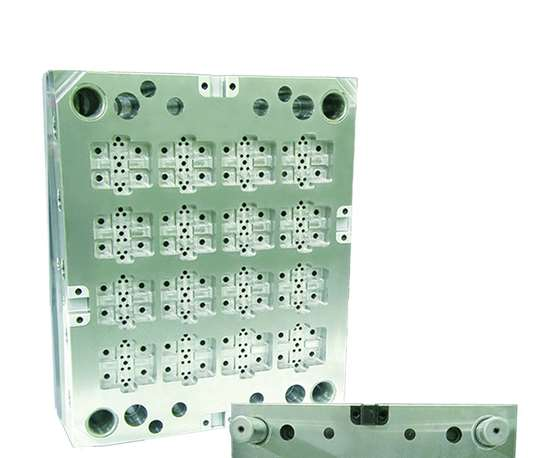 Prehardened mold steel