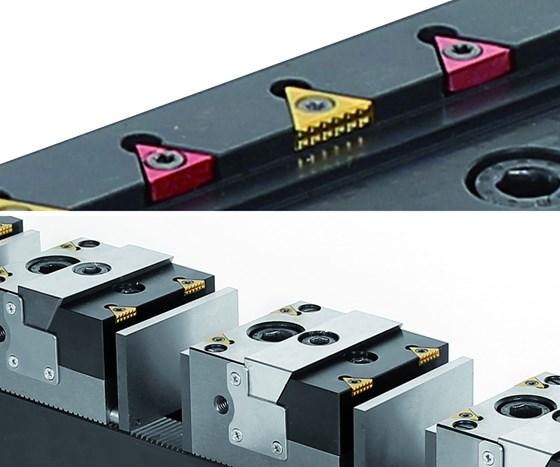 Fixtureworks workholding device