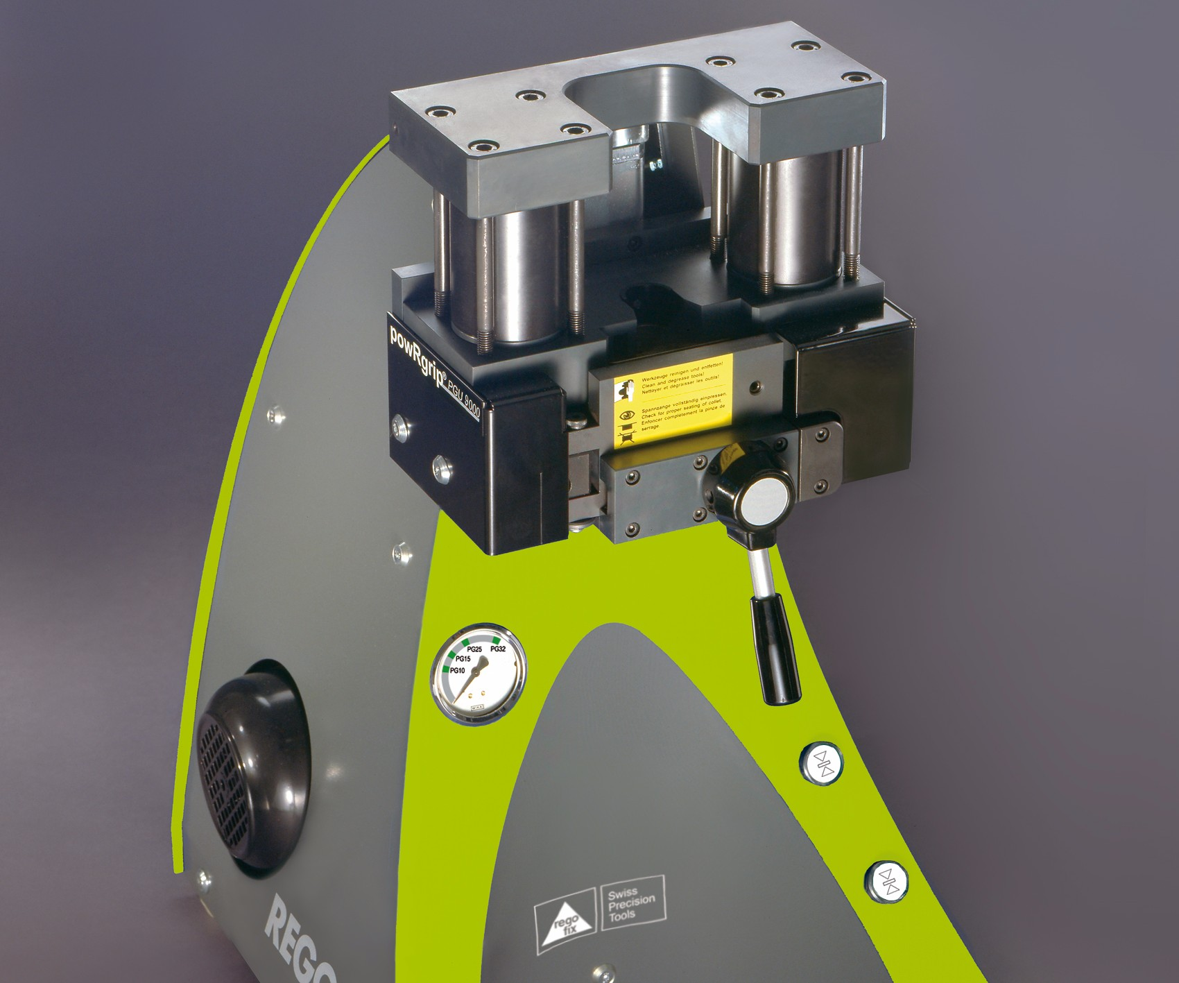 Rego-Fix PGU 9000