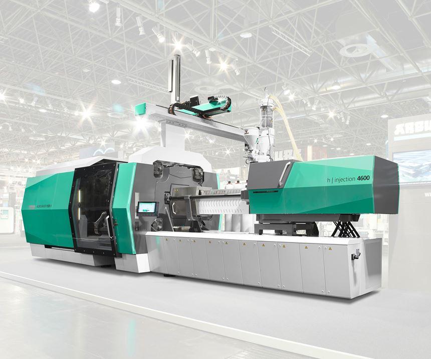 Arburg Hybrid Allrounder 1120 H