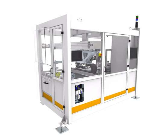 Beck Automation's IML machine