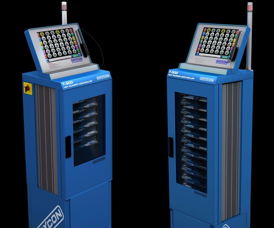 Orycon T-500 Hot Runner System Controller