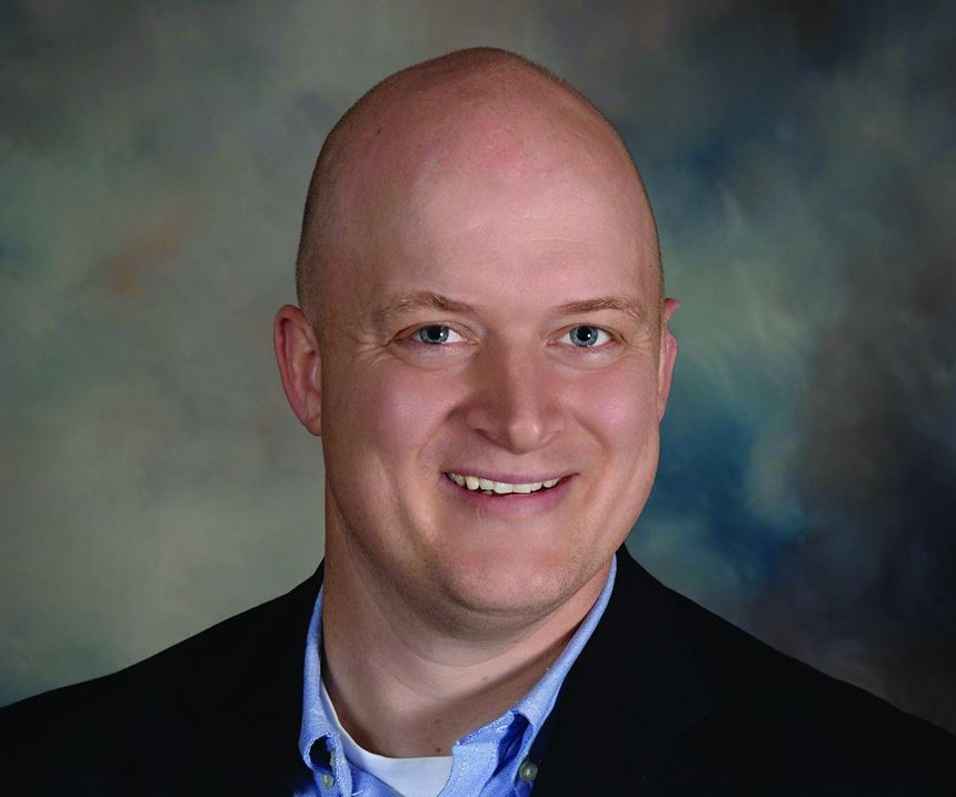 EAB member Ryan Pohl