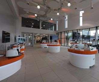 Renishaw's new facility