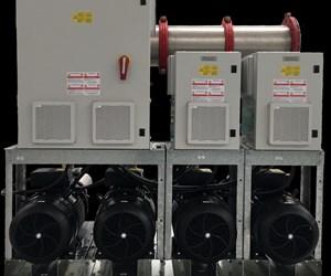 Frigel Aquagel GPV Central Cooling System process pump sets