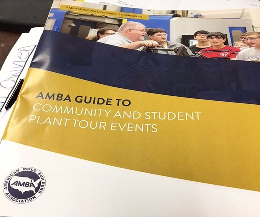 AMBA Guide to Community and Student Plant Tour Events