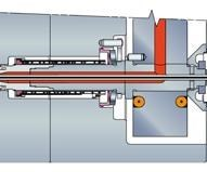figure showing a valve gate assembly