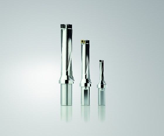 Seco's new generation Perfomax indexable insert drill