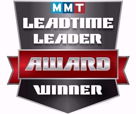MoldMaking Technology's Leadtime Leader Award logo