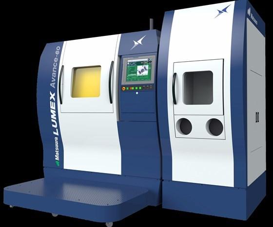 Matsuura Machinery Lumex Avance-60