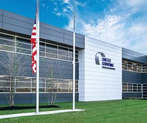 United Grinding Inc. headquarters in Miamisburg, Ohio