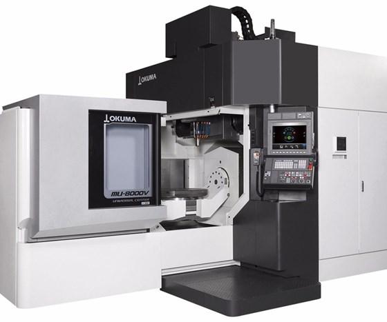 Okuma's MU-8000V