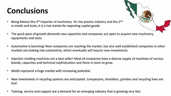 Statistics Uphold Mexico's Importance in Plastics Industry image