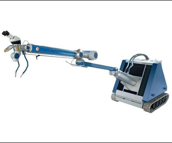 The Alpha Laser ALFlak Max laser welder from Phoenix Laser Solutions