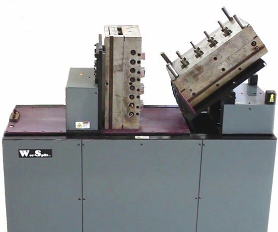 Wee-Split Inc.'s all-electric splitter and tipper