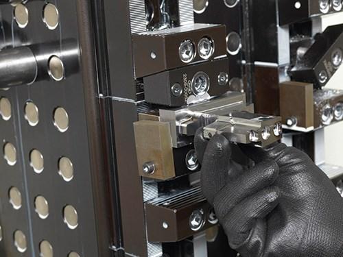 modular clamping system