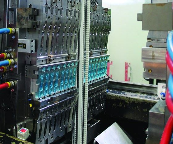 Zahoransky automated production cells