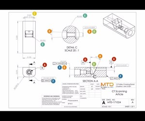 part-to-CAD overlay