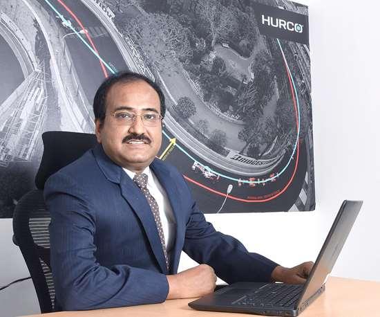 Mr. Sanjib Chakraborty, the new Country Head of Hurco India Pvt. Ltd.