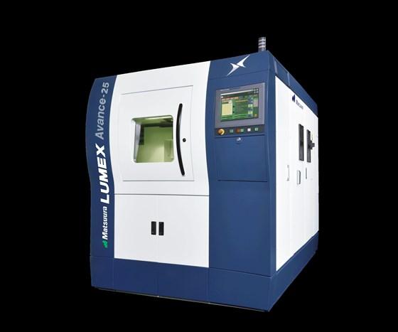Matsuura Machinery Matsuura Lumex Avance-25 hybrid manufacturing machine