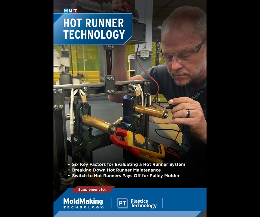 MMT cover from its October 2017 Hot Runner Supplement
