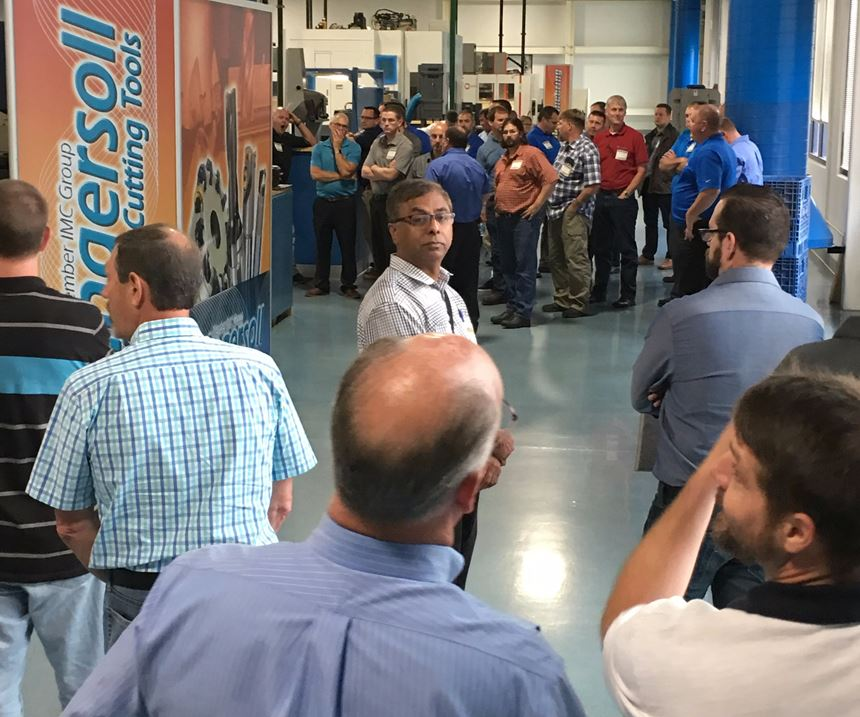 Ingersoll Cutting Tools Plant Tour