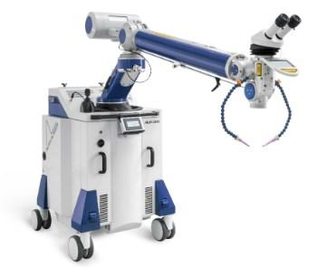 Alpha Laser ALM model