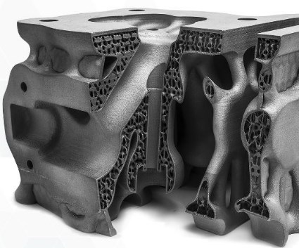additive manufacturing, 3D printed part