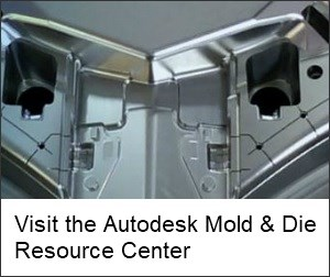 Autodesk Mold and Die Resource Center