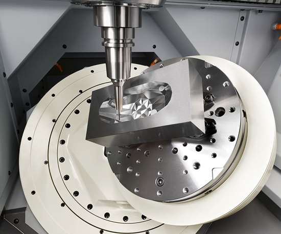 When lead time is critical, such as with die/mold work, developments in five-axis machining can offer a major competitive advantage.