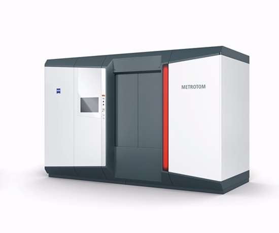 Zeiss's Metrotom 800