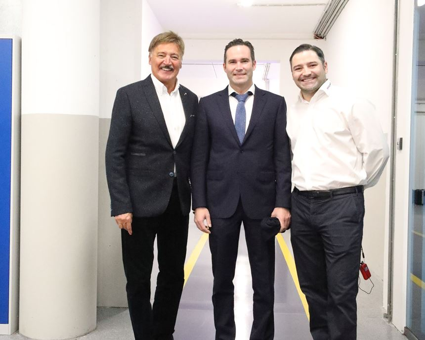 Josef, Mario and Rene Haidlmair