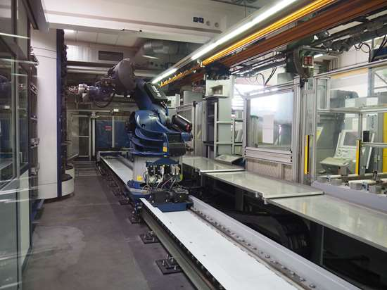 EDM Automation at Hofmann