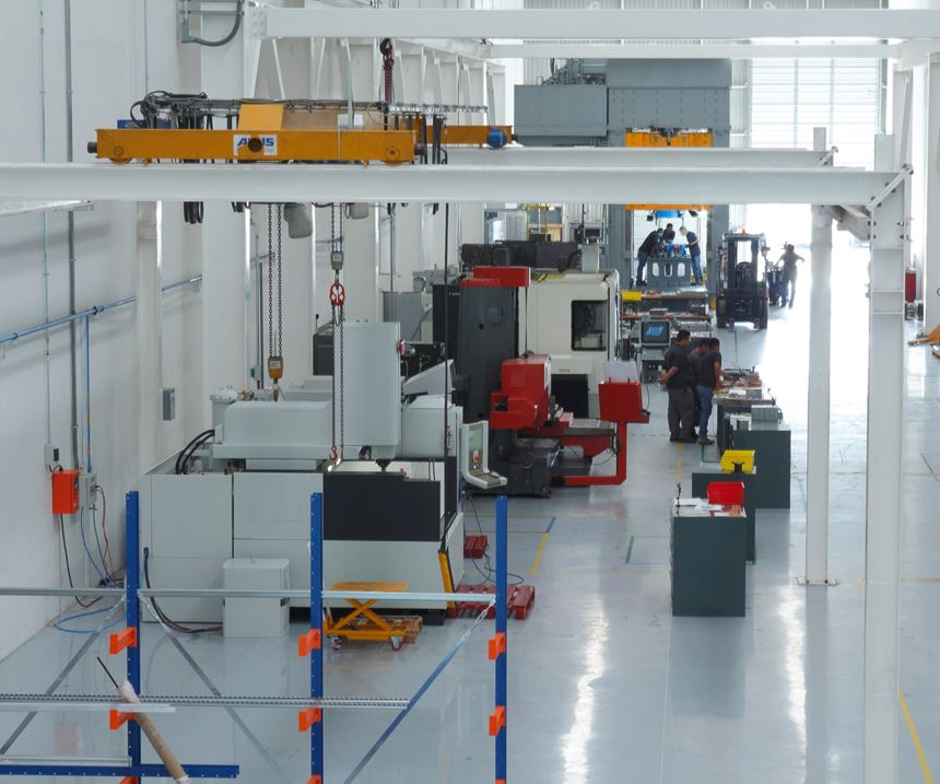 Siebenwurst invested in tool and moldmaking equipment in Mexico