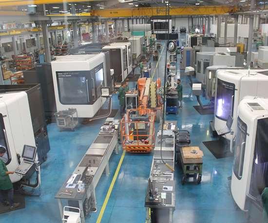 DMG MORI machine tools in Portuguese mold shop