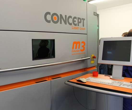 Concept laser M3 Laser Cusing Machine