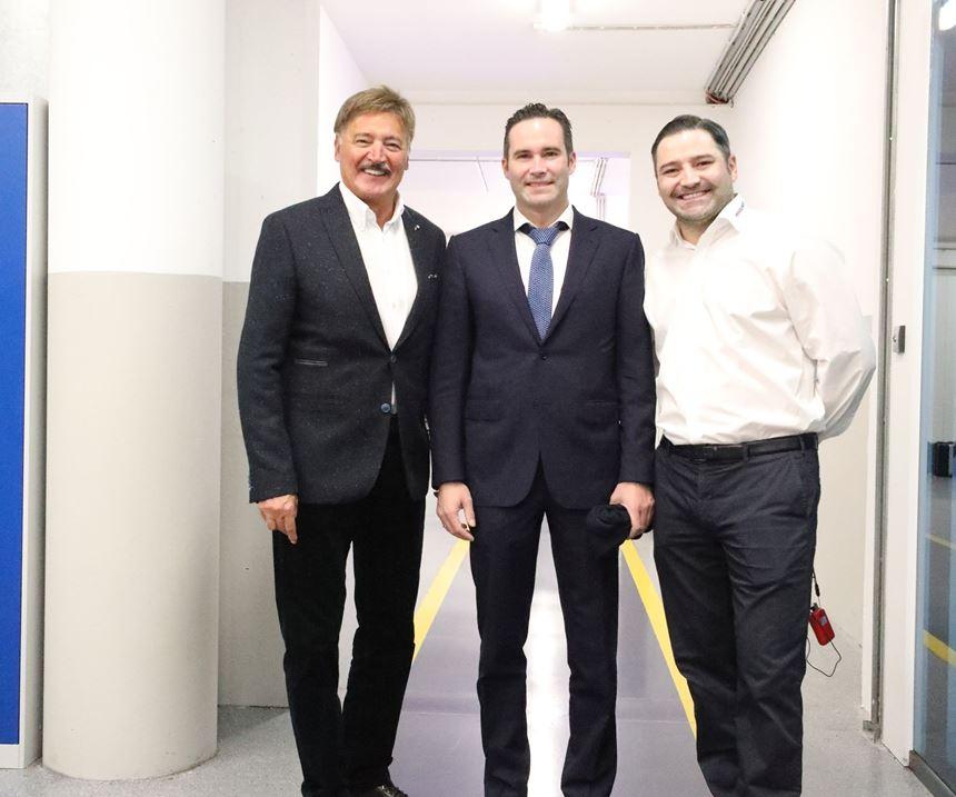 Josef, Mario and René Haidlmair