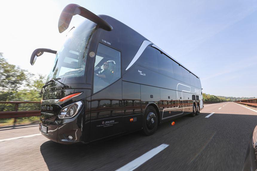 VDWF Tour Bus