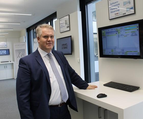 Professor Wolfgang Boos at Germany's WBA Tooling Academy