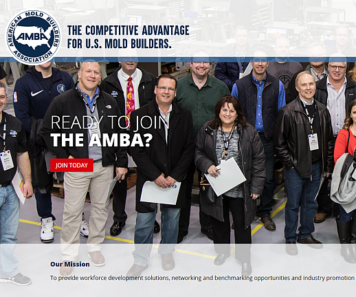 Home page for AMBA