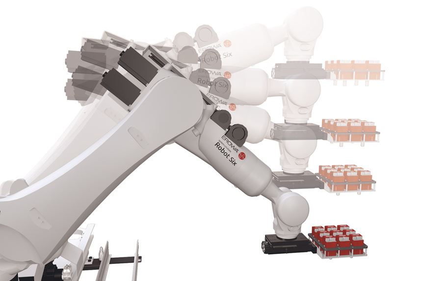 Robot Six by Erowa Technology Inc.