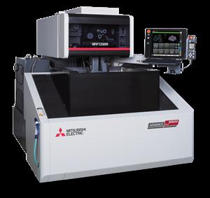 MC Machinery Systems MV1200R M800 Series Wire EDM