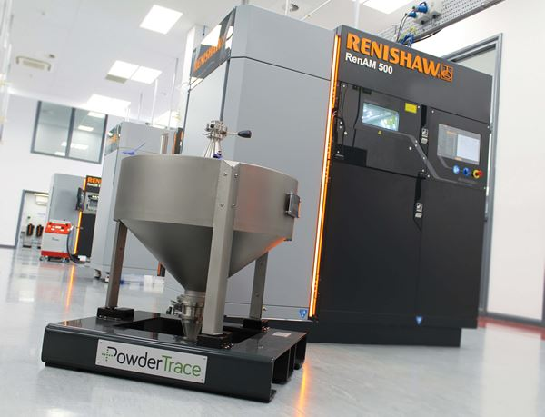 Renishaw Spotlights Process Control and Additive Manufacturing Solutions image